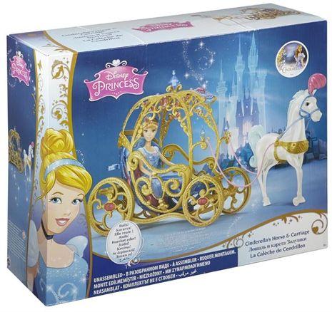 Köp Disney Princess, Häst & Vagn, Askungen - från Lekmer.se
