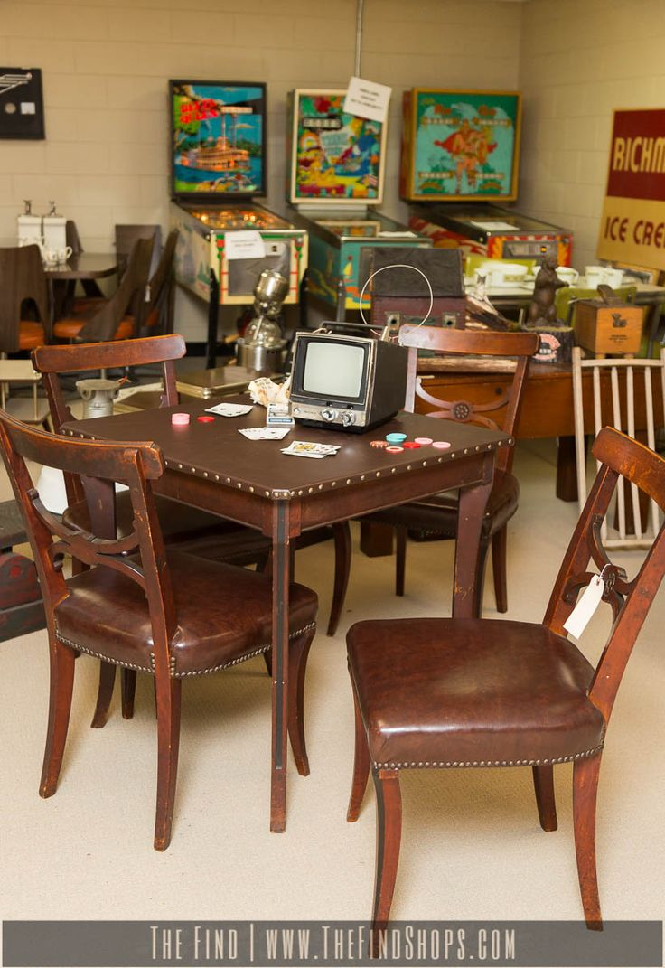 Best 25 Card table and chairs ideas on Pinterest