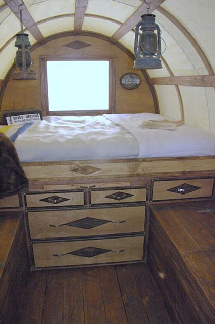 Idaho Sheep Camp Caravans  Todayu0027s Tiny House Eye Candy