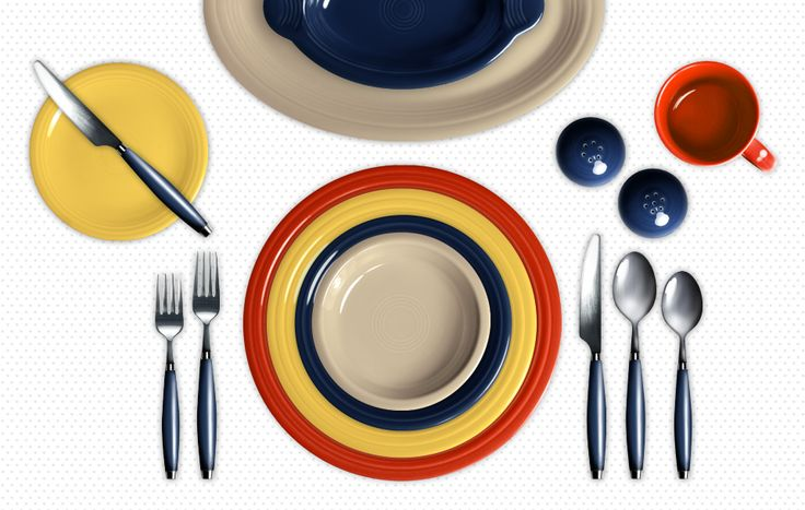 Breathtaking Fiestaware Table Linens Images - Best Image Engine ...