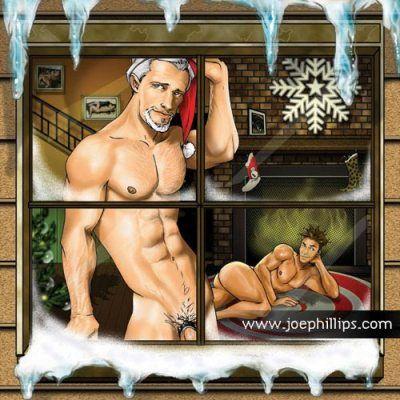 Gay Erotic Art Holidays