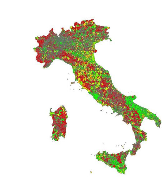 Evidence Grows That Online Social Networks Have Insidious Negative Effects: A study of 50,000 people in Italy concludes that online social networks have a significant negative impact on individual welfare.