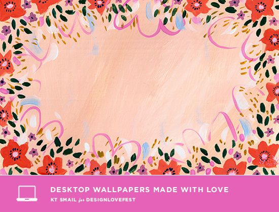 Free Wallpaper Desktops Via Design Love Fest