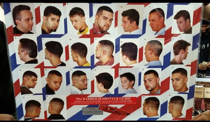 40++ Black barbershop haircuts information