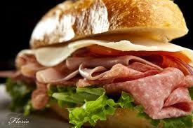 Nice Healthy Lunch Sub