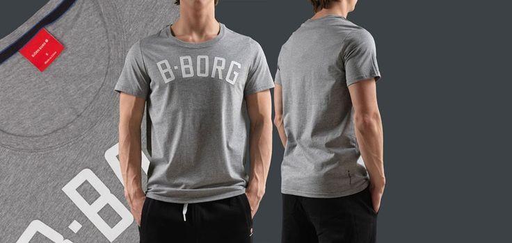 Bjorn Borg Sport Skip SS T shirt 124