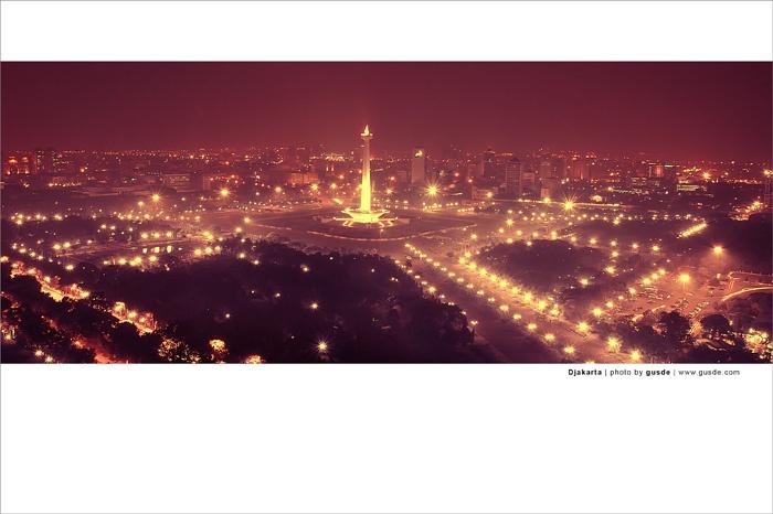 night [in] Jakarta