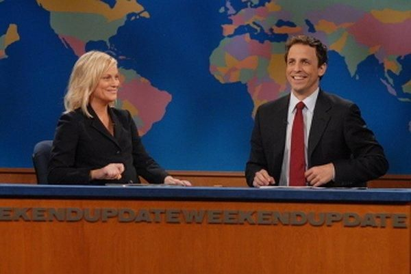 Saturday Night Live: Weekend Update Thursday (TV Series 2008- ????)
