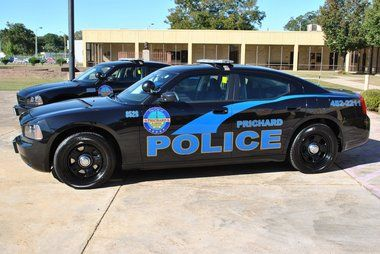 MOBILE, Alabama — The Prichard Police Department will receive five new police cars through a grant from the U.S. Department of Justice, according a news release.