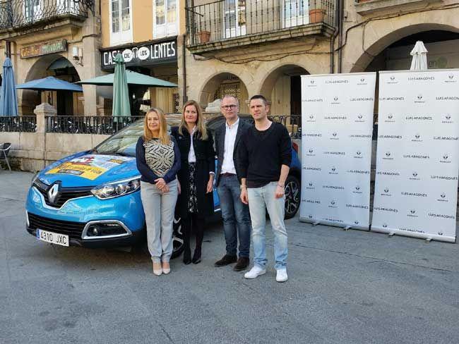 Concello de Ourense e 'Stop Accidentes': campaña de sensibilización para previr atropelos na cidade
