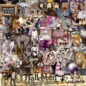 Halloween @ Mischief Circus #mischiefcircus