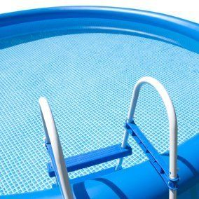 This is a guide about cleaning an above ground pool. Above ground pools do not always have all of the filters that in-ground pools do, so they can get quite dirty. It is important to clean your pool properly so that you don't damage the liner.
