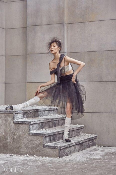 발레리나의 우아한 몸짓 - VOGUE.co.kr
