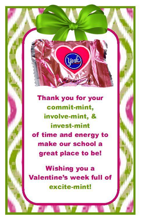 Pin by Ashley Elizabeth on Likes | Staff gifts, Valentine ...