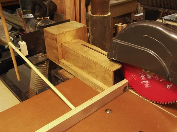 dust collector for radial arm saw craftsman | Dust Collection radial arm saw…