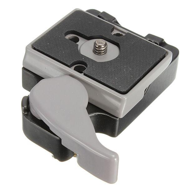 323 Kamera Schnellwechselplatte mit Adapter 200pl-14 kompatibel w manfrotto