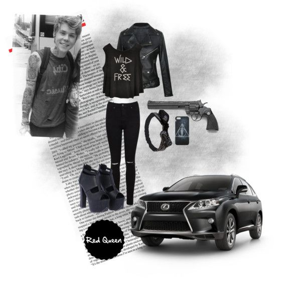 Ashton by elleonora-scarlat on Polyvore featuring Miss Selfridge and Wet Seal