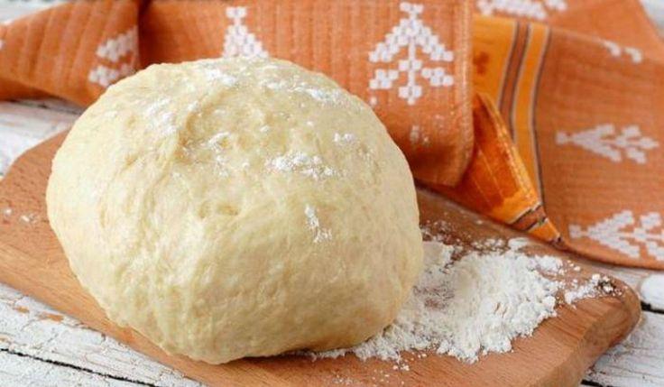 Kovászos kelt tészta sós és édes süteményekhez!