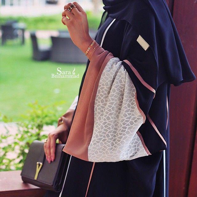 Arab swag | abaya
