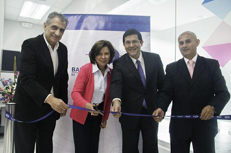 Banco de guayaquil cuenta con nueva agencia tababela for Oficinas santander las palmas