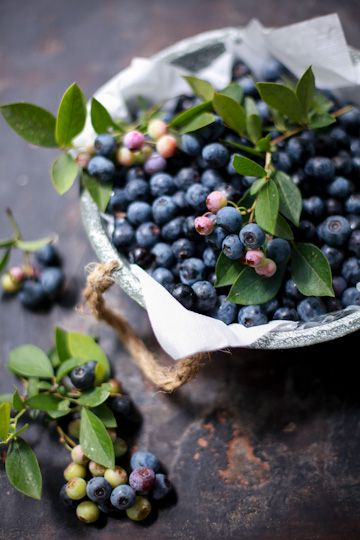We could also provide lush bowls of organic berries for centerpieces