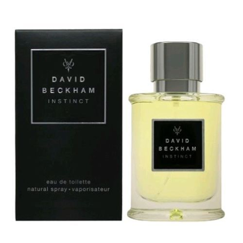 Instinct by David Beckham 2.5 oz EDT Spray men + Free Exclusive Tote Bag