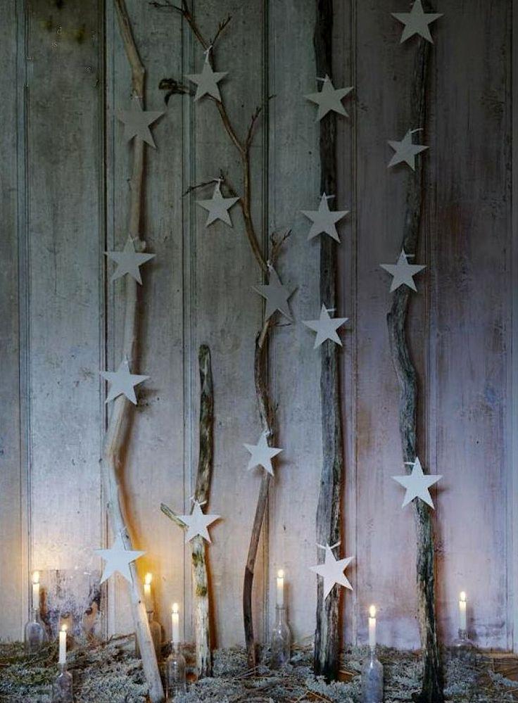 Stecken mit Sternen
