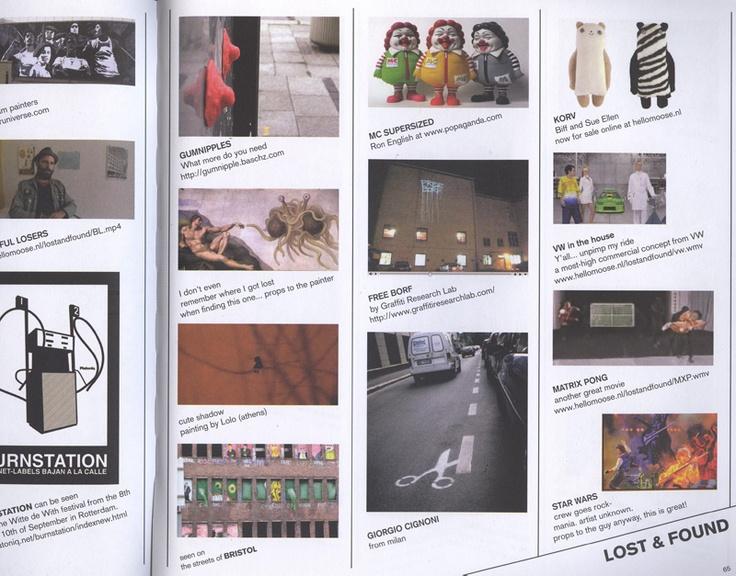 Moose magazine aug 2006 baschz.com