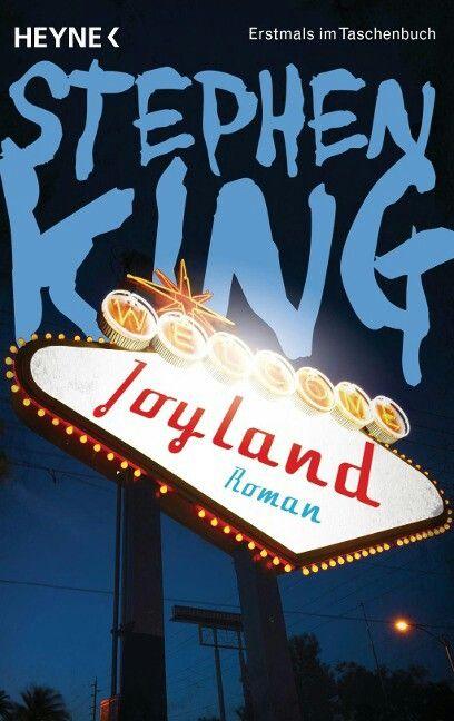 Stephen King, Joyland