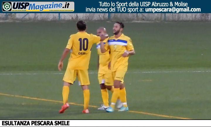 25G SERIE A | Felaco e Di Meo regalano 3 punti d'oro al Pescara Smile