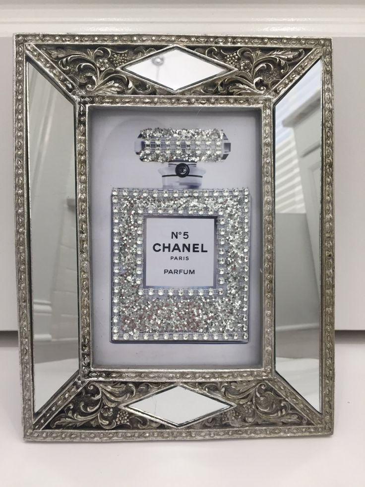 14 best CHANEL GLITTER ART POSTER ON EBAY! images on ...