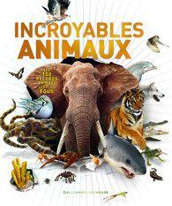 Une encyclopédie exceptionnelle consacrée aux records des « champions » du monde animal : cent rencontres uniques, tout en photos, avec les espèces les plus étonnantes !