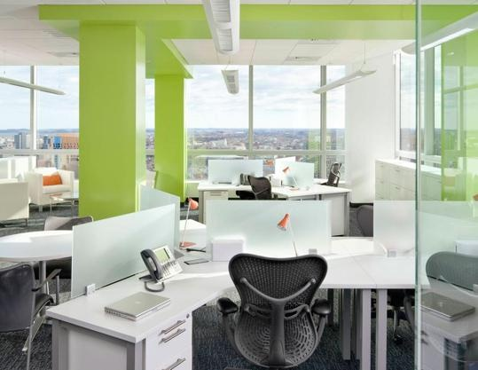 7 best images about cool office ideas on pinterest the for Business office design ideas