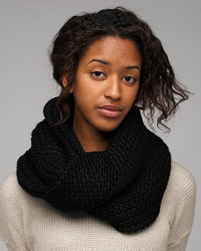 ring neck scarf: Color, Style Pinboard, Women'S Style