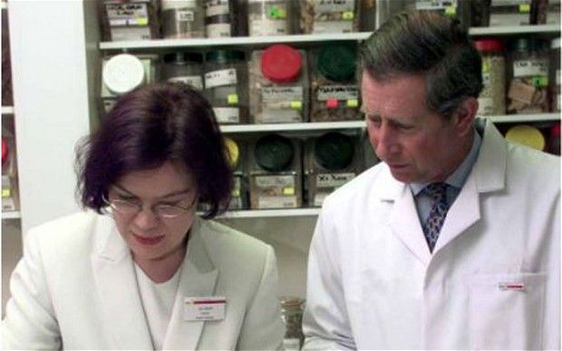 Prince Charles and homeopathy