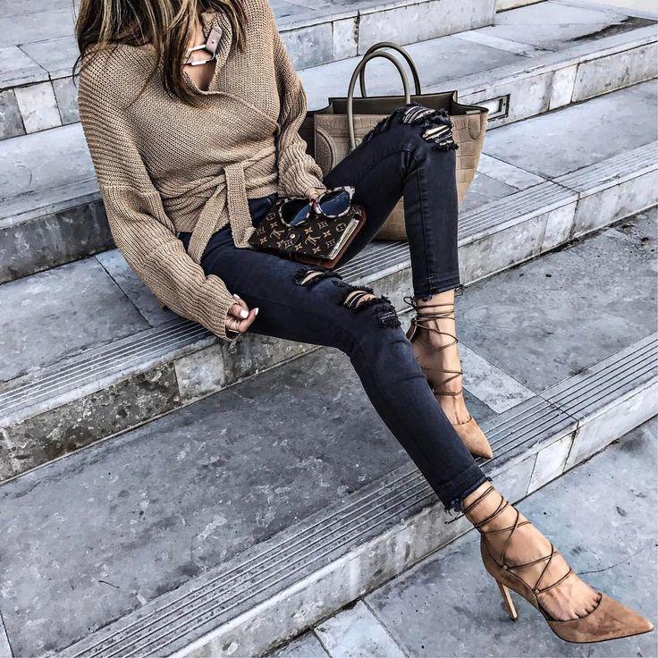 "13.2k Likes, 139 Comments - Sasha Simon • lolariostyle (@lolariostyle) on Instagram: ""Outfit of the day ✨ http://liketk.it/2r4bK #liketkit @liketoknow.it"""