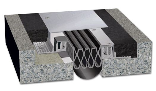 Vertical And Horizontal Expansion Joints Tech Images