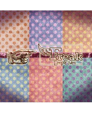 Carte da scrapbboking scaricabili del FREAKemporium! - Freak Emporium