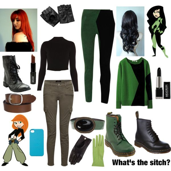 Best 20+ Kim possible costume ideas on Pinterest | Ron from kim ...