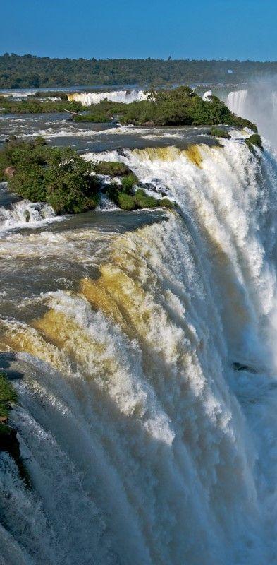 Iguazu Falls Brazil                                                                                                                                                                                 More