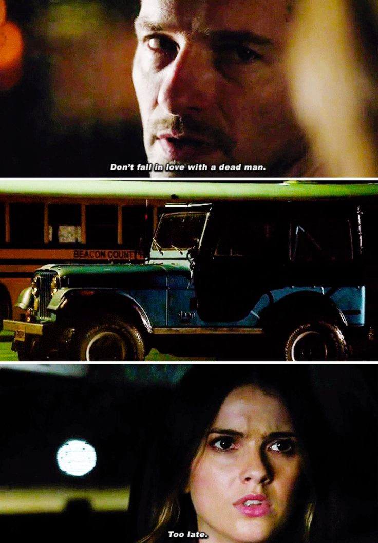 Teen Wolf 6x17 - He's going to get himself killed.