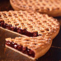 Nederlandse keuken: Limburgse vlaai. Lekker!!!! streekgerecht uit Limburg