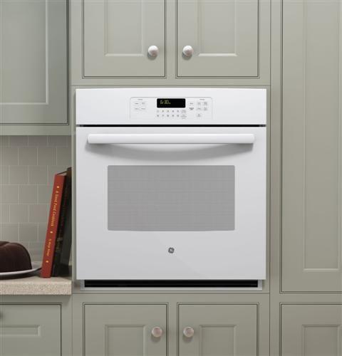 "JK3000DFWW   GE® 27"" Built-In Single Wall Oven   GE Appliances"