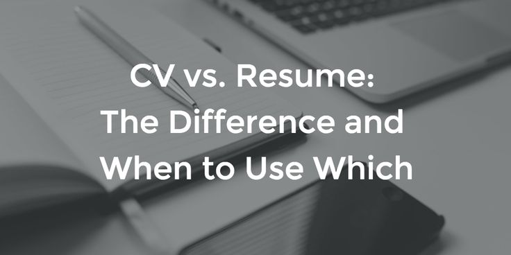 Ever wondered why a Brit applies with a CV and an American with a resume? And why does an Aussie apply with both? There are a few differences between the two types of application documents …
