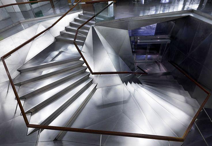 CaixaForum Madrid, interior
