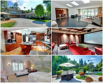 Melissa Joan Hart briefly moved to Encino in a 5 Beds/7 Baths on 5,618 sqft built in 1950 home. Hart purchased on April 3, 2003 for $2.5 million from talent agent Adam Venit and later sold on April 7, 2005 for $3.15 million. This home was sold to Haim Saban (billionaire TV producer famous for The Power Rangers and a bunch of other cartoons) who later sold or possibly gifted to his daughter Heidi Saban Stills (actress with many credits since the 80's) who sold for $2.4 million on February 22…