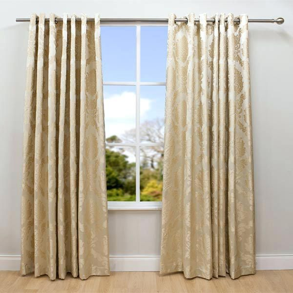 Image Result For Cream Gold Curtains