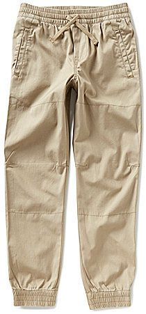 Ralph Lauren Childrenswear Big Boys 8-20 Canvas Jogger Pants