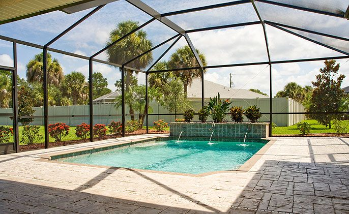 11 Best Pool Area Images On Pinterest Landscaping Ideas