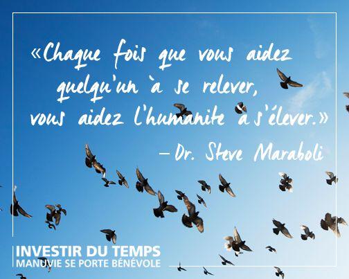 #citation #français #bénévolat #bénévole #gentillesse #bonté #inspiration #valeurs #aider #humanité #relever #altruisme #bonheur #changement #motivation #entraide #solidarité #communauté #vivre #naviguer #boussole #but